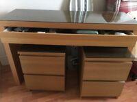 Ikea malm dressing table