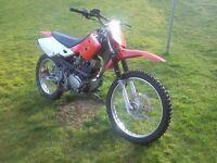 Skyteam 125 4 Stroke 125cc petrol dirt bike for sale