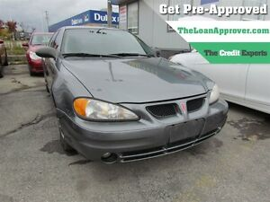 2005 Pontiac Grand Am SE1 | FRESH TRADE | AS IS