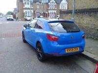 SEAT IBIZA -12 MONTHS MOT NICE CAR