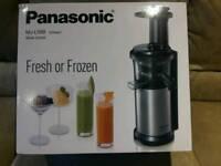Panasonic slow juicer like new condition