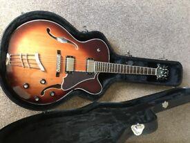 Hofner - HCT J17 Archtop Guitar For Sale