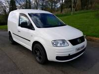 2005 volkswagen caddy 1.9 tdi full psv no more timewasters