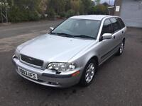 2000 VOLVO V40 1.8Xs AUTOMATIC ESTATE