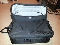 Twin Double Mountain Buggy Carrycot in Black - (Urban and Terrain) £60 ono
