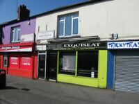 Office space to let in popular Medomsley Road in Consett