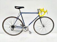 vintage Fuji 'Team Fuji' racing bicycle