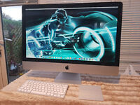 """Apple iMac 27"""" - 240gb SSD - 32g ram Swap For a Top Gaming Laptop"""