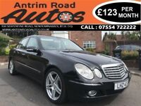 2007 MERCEDES E320 CDI ELEGANCE AUTOMATIC ** FINANCE AVAILABLE WITH NO DEPOSIT **