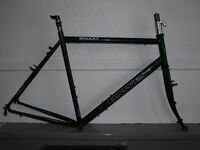 57cm Dawes Galaxy Reynolds 631 touring / road / hybrid bike frame & forks