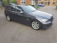 BMW 320 Diesel, 6 speed manual, leather