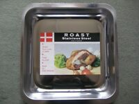 Stainless Steel Roasting Tray