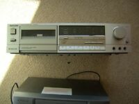 Cassette player/recorder