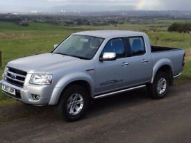 Ford Ranger '07 Low Mileage