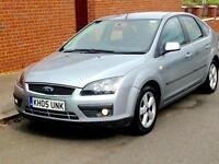 FORD FOCUS ZETEC CLIMATE 1.6 AUTOMATIC GENUINE LOW MILEAGE FULL YEARS MOT 3 MONTHS WARRANTY