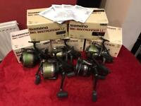 Shimano long cast LC Big Baitrunners