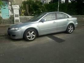 Mazda 6 long mot 6month