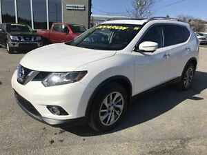 2014 Nissan Rogue SL AWD SYSTEME DE NAVIGATION INTERIEUR EN CUIR