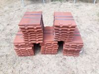 plain clay roof tiles new