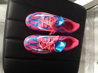 Kids football boots /astro trainers
