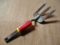 Long Handled Hand Fork Garden Tools