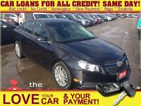 2011 Chevrolet Cruze ECO * GET PRE-APPROVED TODAY