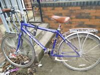Bike in perfect condition with grears, just need to be cleaned