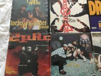 Various 90's Hip Hop and RnB vinyl. Rare don't miss out...