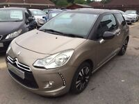 2009/59 CITROEN DS3 1.6VTI DSTYLE 3 DOOR, HIGH SPEC,FULL LEATHER,SAT NAV,EXCELLENT CONDITION