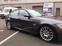 BMW 320d M Sport Edition - Top of the Range - Sat Nav, leather, FSH