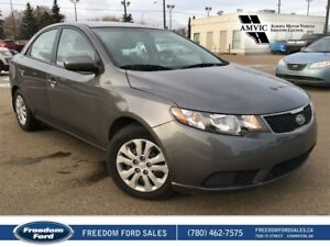 2013 Kia Forte Air Conditioning, Auxiliary Audio Input
