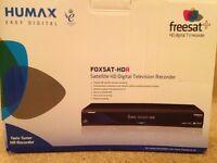 HUMAX FOXSAT-HDR Freesat+ 320GB HD Digital TV Twin Tuner HD Recorder