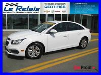 2015 Chevrolet Cruze **LT, TURBO, AUTOMATIQUE, A/C*