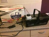 Acme hp3 fogger/smoke machine