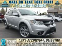 2012 Dodge Journey R/T Windsor Region Ontario Preview