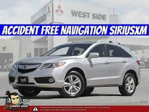 2014 Acura RDX Tech Package–Accident Free–Satellite Radio–Naviga