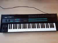 Yamaha DX7 MK1 FM Synthesiser - Great Condition