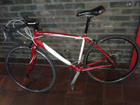 SERVICED Men Women SPECIALIZED DOLCE ELITE Road Racer Hybrid Bicycle Carbon Forks GREAT CONDITION