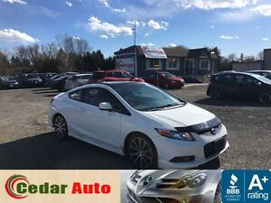 2012 Honda Civic Si - HFP Package