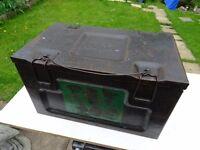 WW2 1944 ammunition box H50 VAL 1