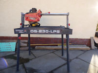 RUBI PROFFESIONAL TILE CUTTER £220 ono