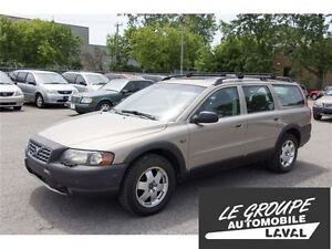 2003 Volvo XC70 A SR /4 Roues Motrices/Cuir/Toit Ouvrant/A1