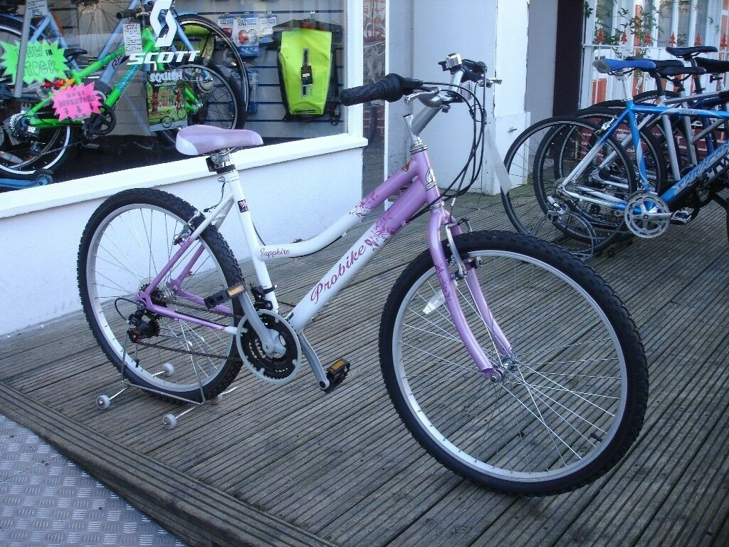 **EX DISPLAY** Probike Sapphire Ladies Mountain Bike **EX