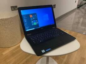 As new dell latitude E7270 laptop intel core i5 (6th gen) 2.50-3.00ghz 8GB RAM 128GB SSD windows 10