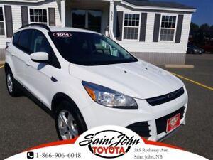 2014 Ford Escape SE $166.27 BIWEEKLY!!!
