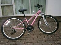 Girl's 'Apollo' bicycle