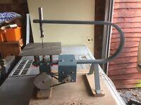 Hobby's Fret saw machine MK11