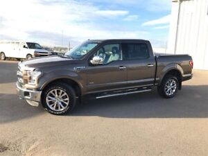 2016 Ford F-150 Lariat-PST PAID-S/ROOF-NAV-BLI
