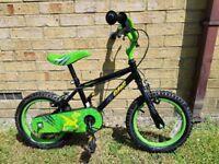 Kids Apollo Bike 3-7yrs ONLY £24