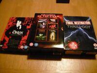 horror boxsets dvd